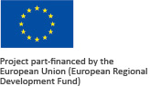 Project part-financed by the European Union (European Regional Development Fund)